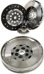 DUAL MASS FLYWHEEL DMF & COMPLETE CLUTCH KIT VAUXHALL VECTRA 1.9 CDTI
